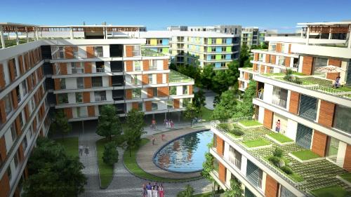 Chung cư đô thị Thanh Hà Cienco 5