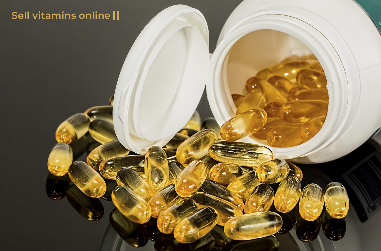sell vitamins online