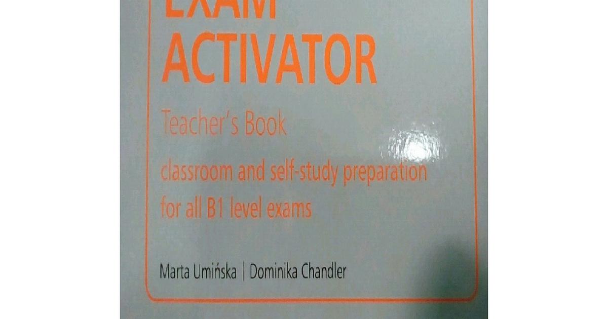 ответы longman exam activator