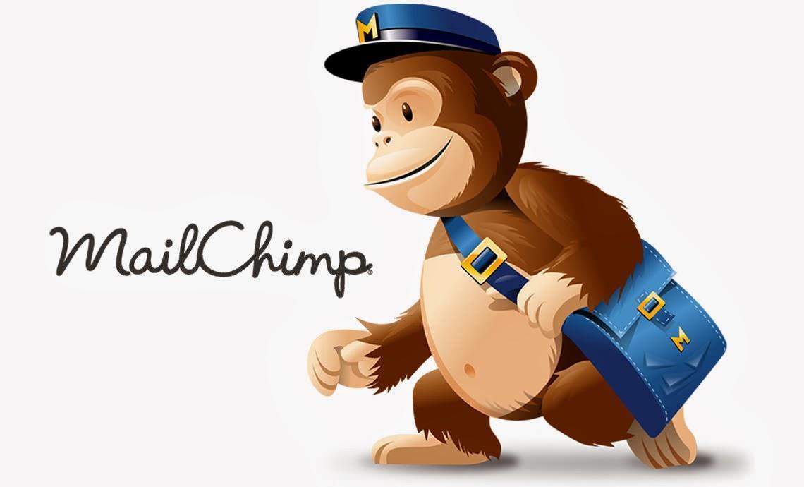 На фото – логотип почтового сервиса MailChimp
