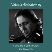 Romantic Violin Sonatas: Live Selection, Vol. 1