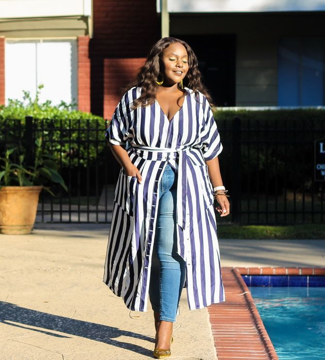Plus-size fashion: best ideas for trendy outfits 2020 20