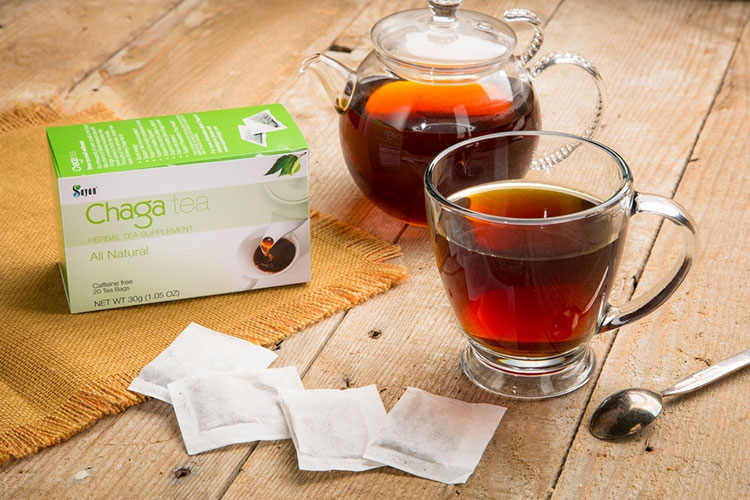 Chaga Tea VS Chaga Capsules