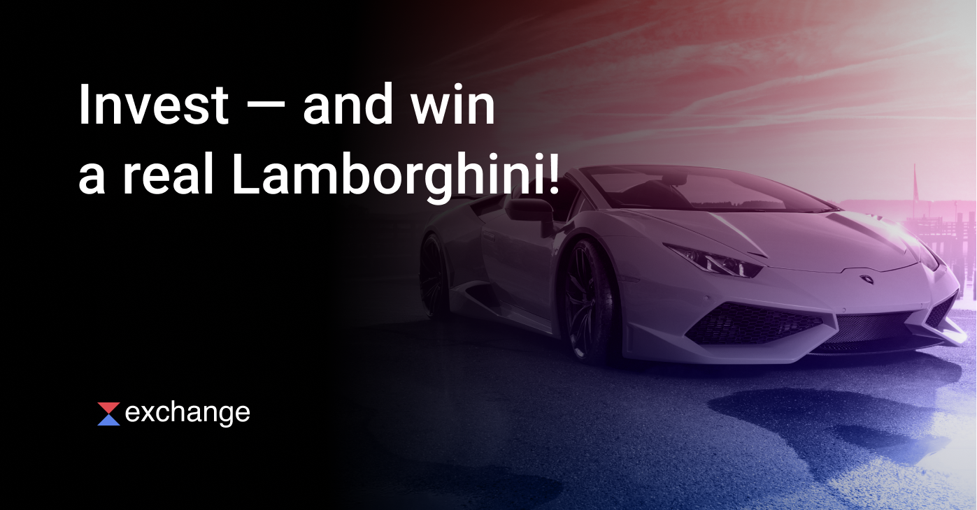 Blog Waves Exchange Lambo Competition