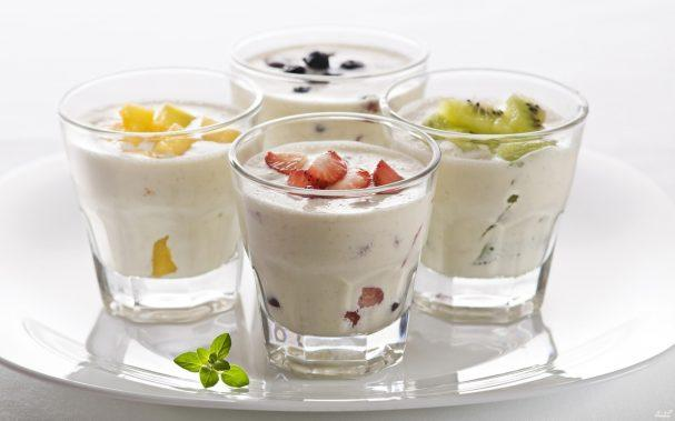 Домашний йогурт из закваски - пошаговый рецепт с фото на Повар.ру