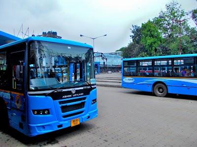 Tenzing Norgay Bus Terminus