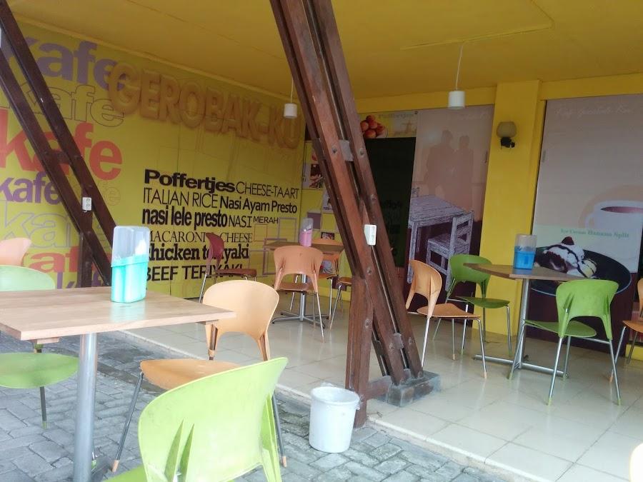 Kafe Gerobakku