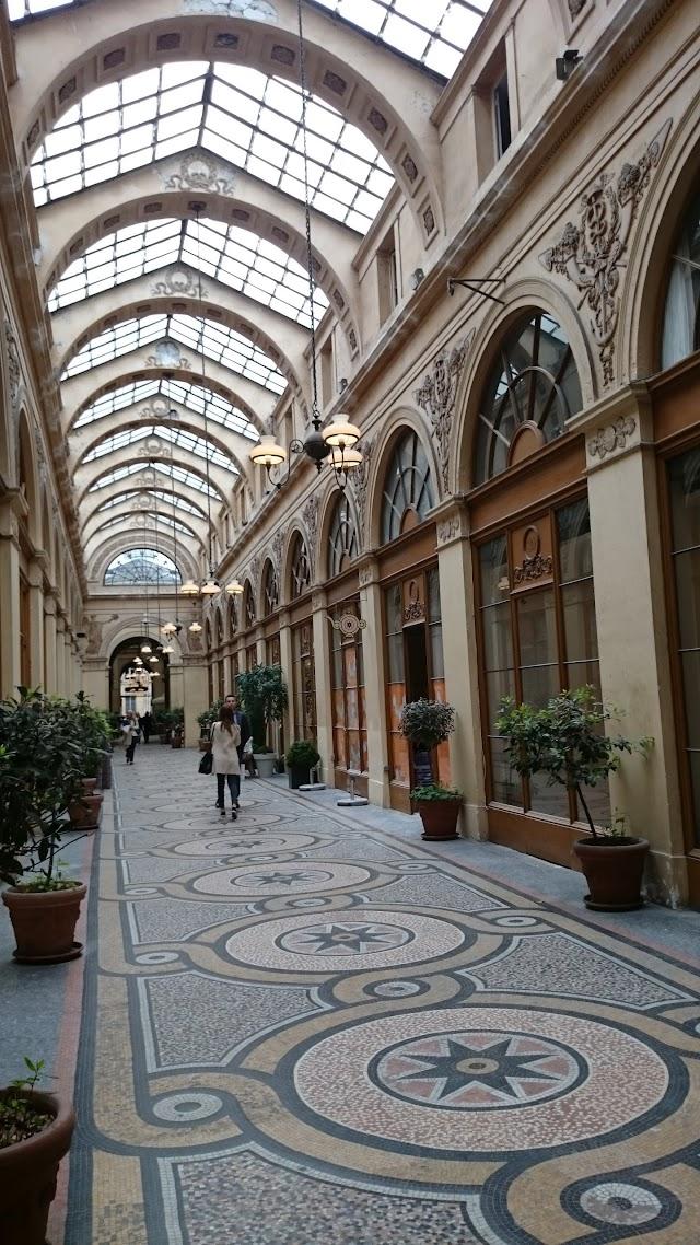 marché franprix, Rue du Mail