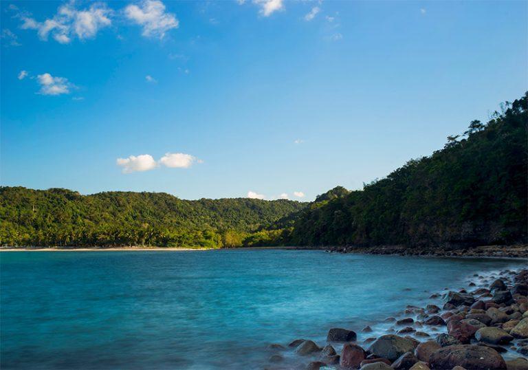 Paniman Beach in Cavite Philippines