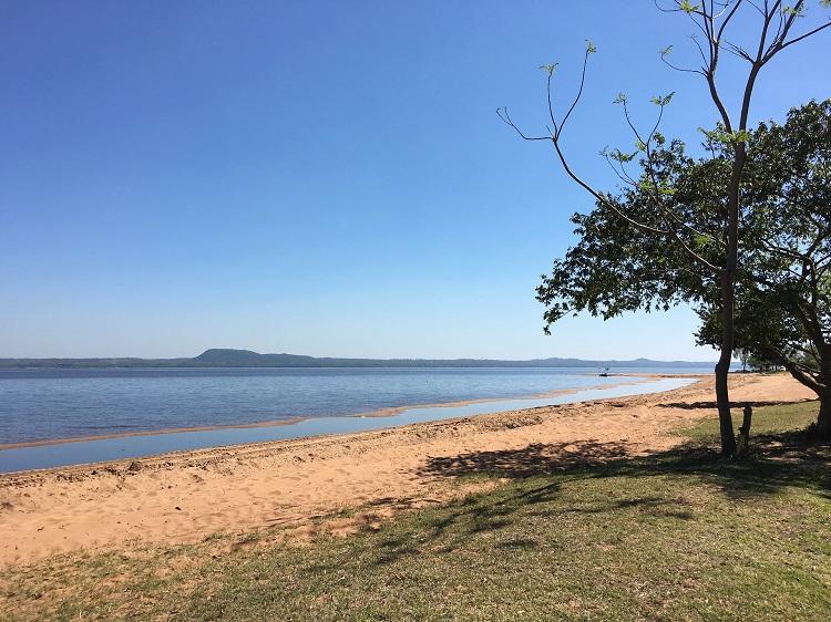 Paraguai Turismo - Praia no Paraguai