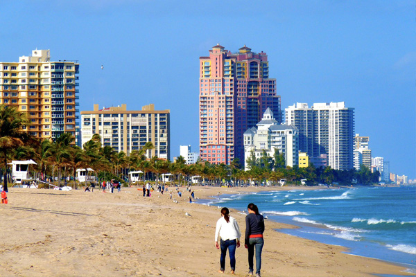 Fort Lauderdale is the perfect location to start your tropical cruise.
