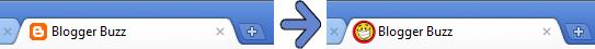 Blogger introduces custom Favicon icon for blogger blog