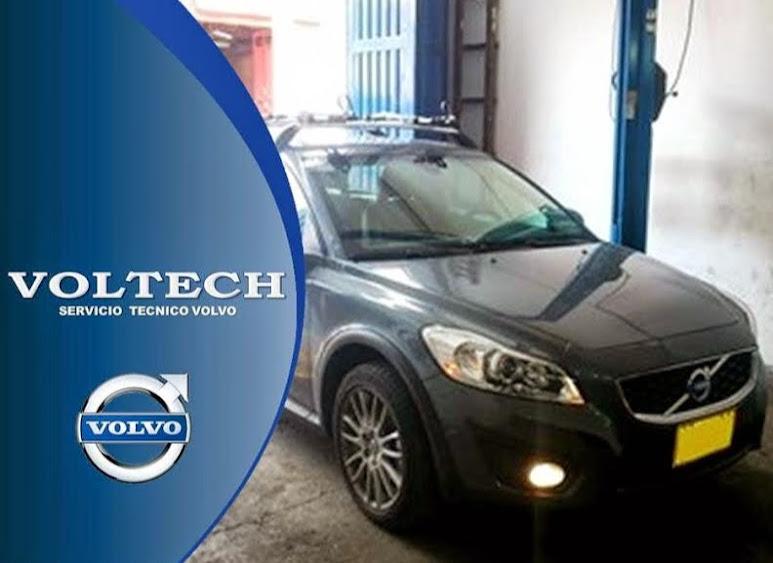 Voltech Servicio Tecnico Volvo