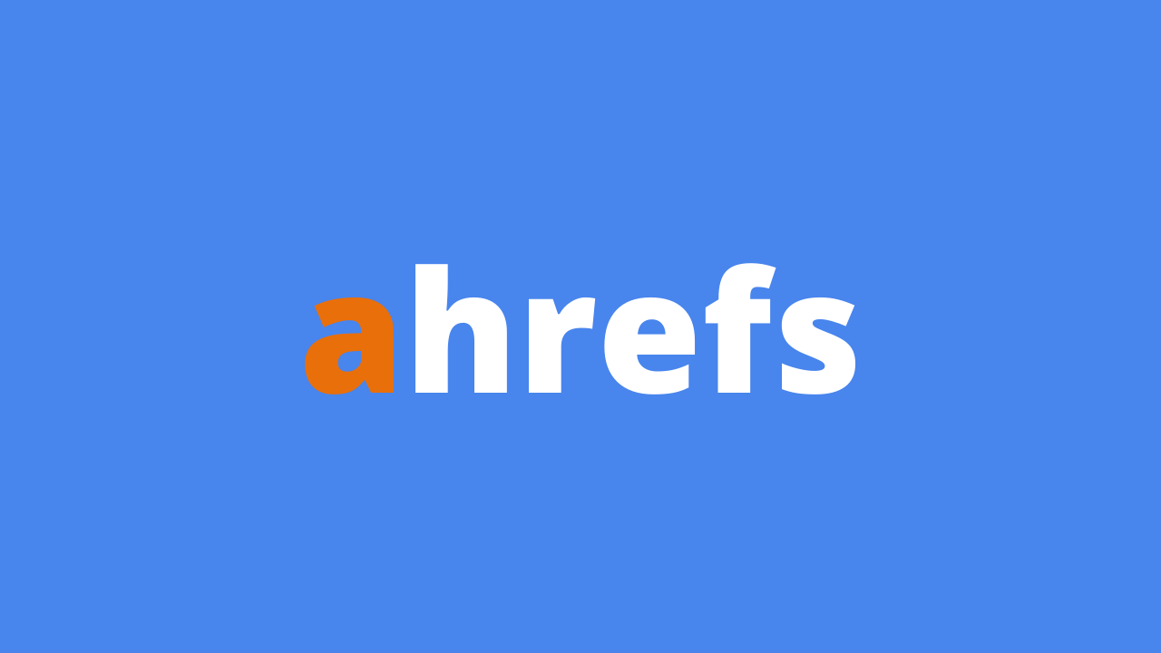Ahrefs is a best blog you should follow as a marketer