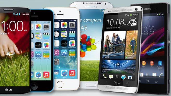 Có vô số hãng điện thoại mà các cửa hàng chấp nhận cầm cố