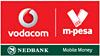 Vodacom M-Pesa Logo