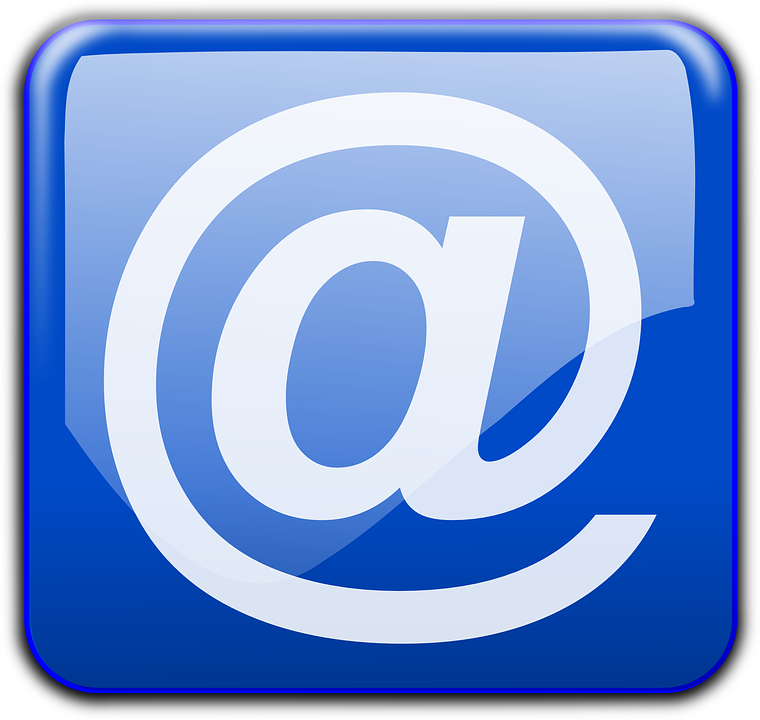 Email, Mail, E-Mail, At, ...
