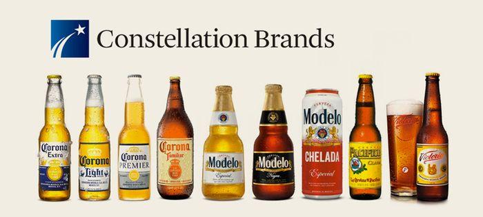 美股投資推薦-Constellation Brands Inc | 星座集團
