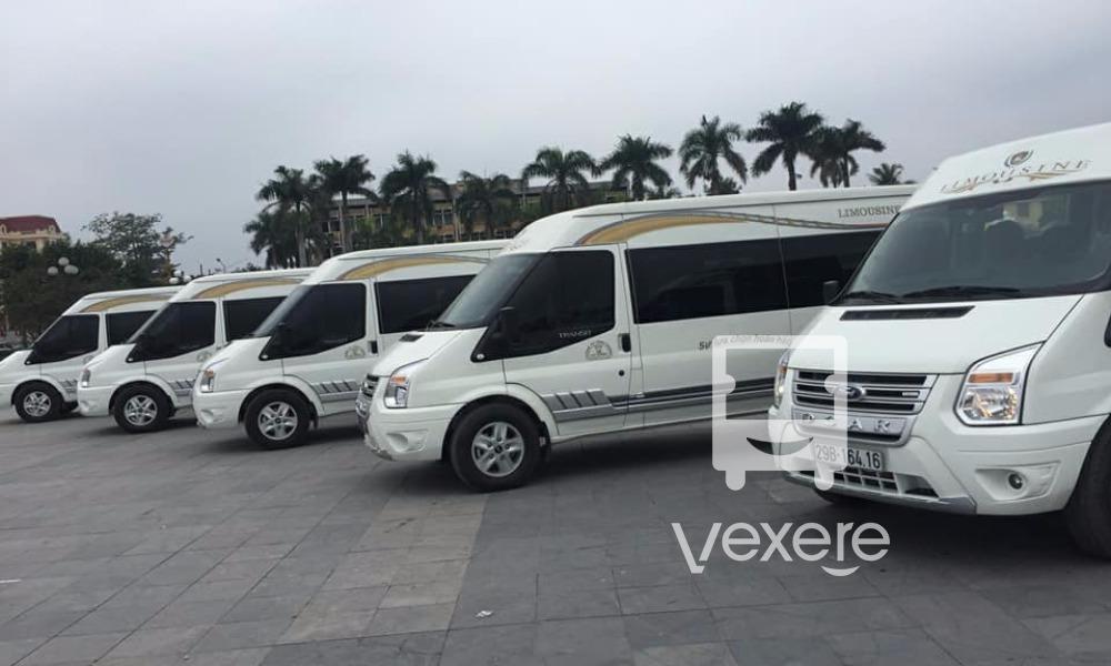 Vĩnh Thịnh Limousine từ Hà Nội đi Thái Bình