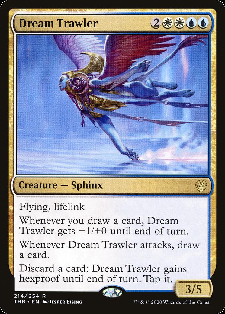 Dream Trawler MTG Card