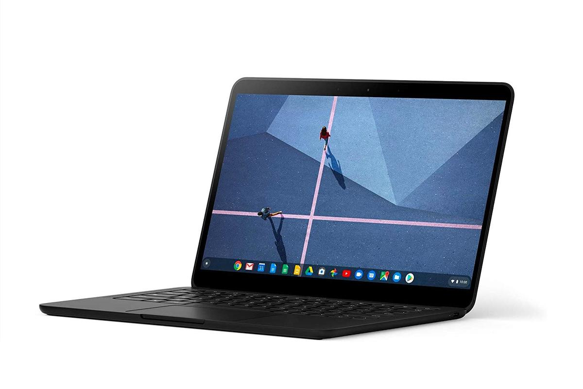 Google Pixel Go laptop