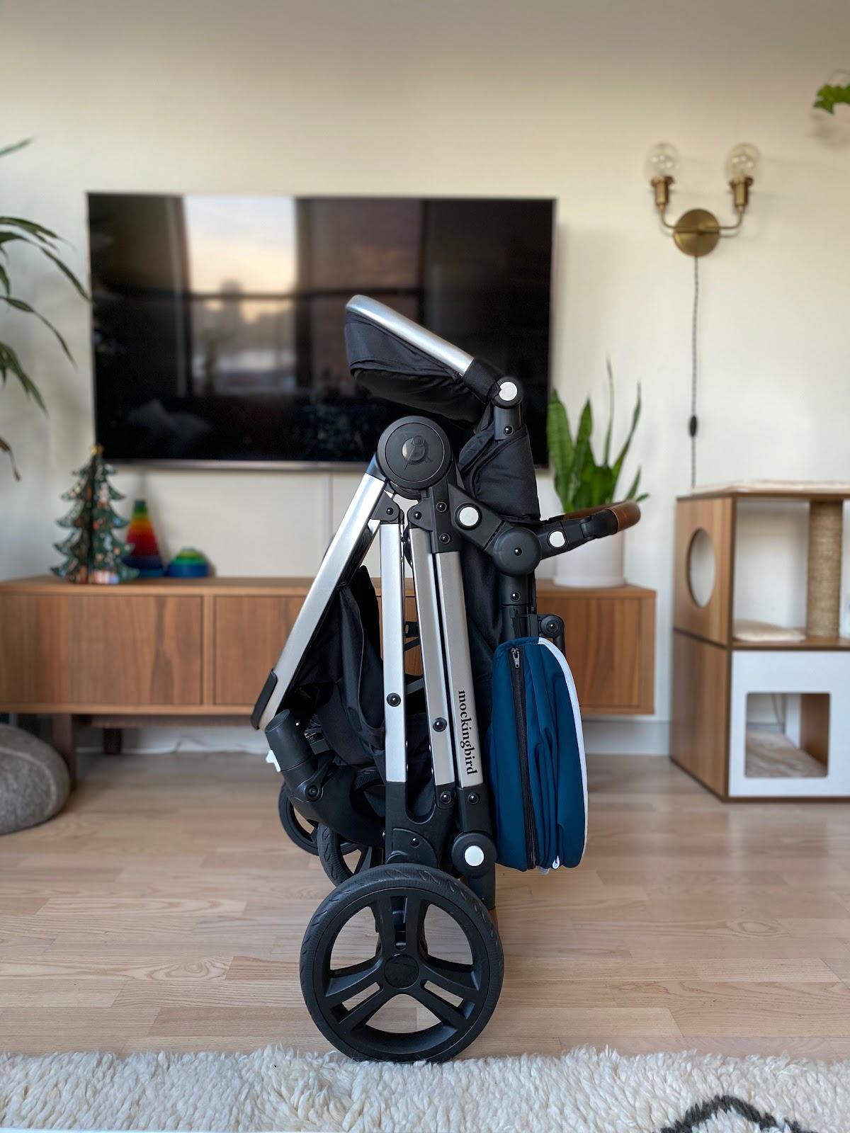 Mockingbird Stroller Review: A Luxe Stroller for a Bargain ...