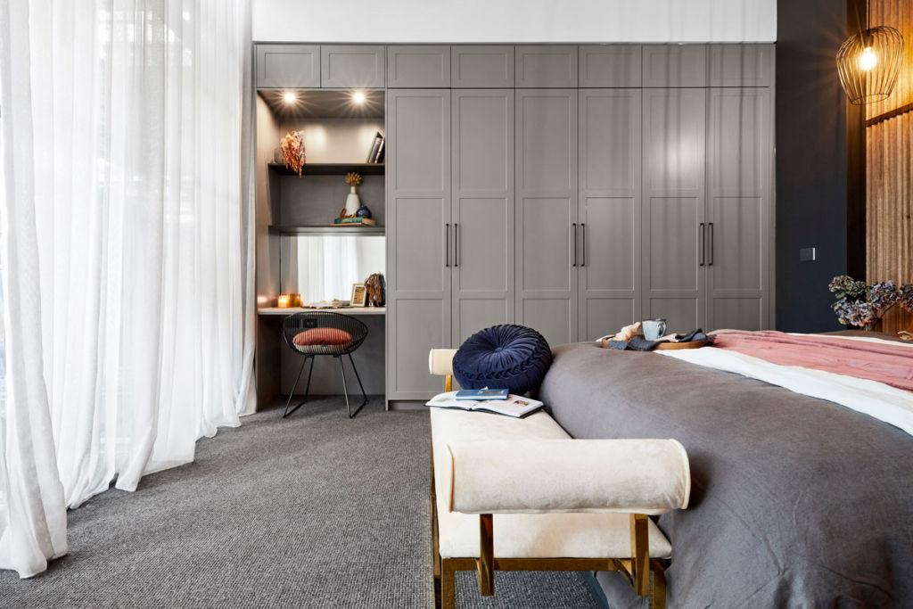 Modern Luxury Hidden Closet