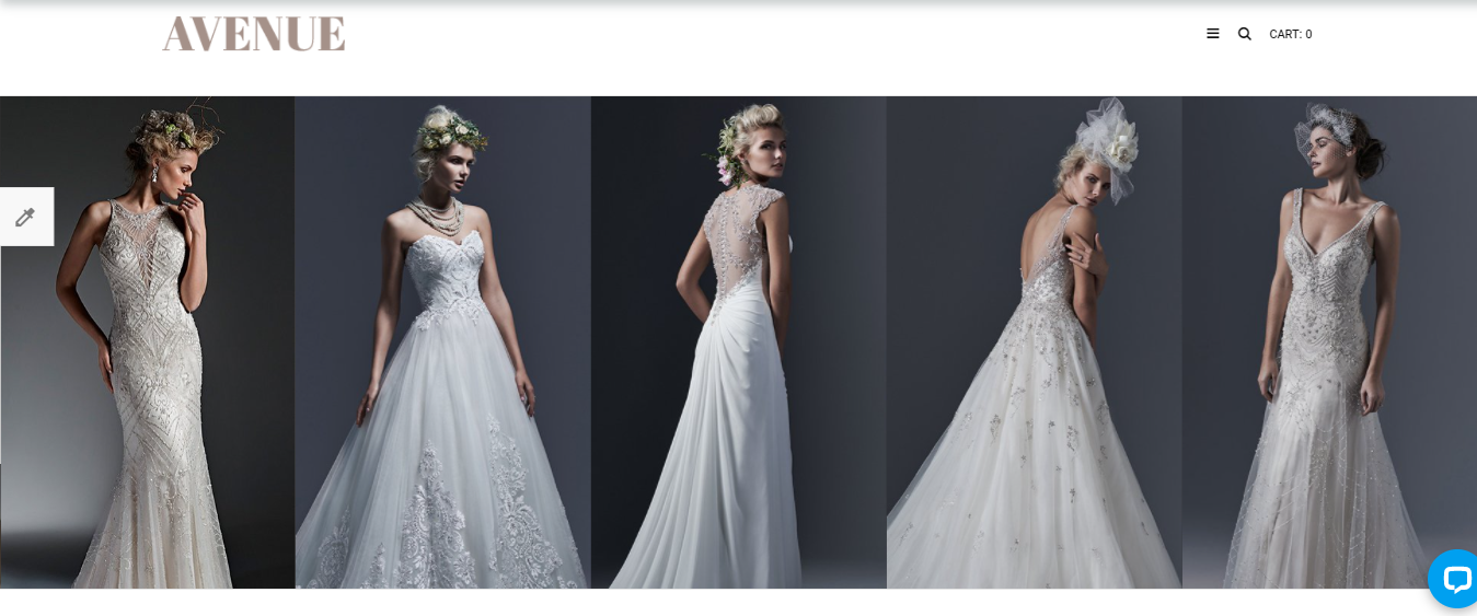 Avenue - Wedding Opencart theme