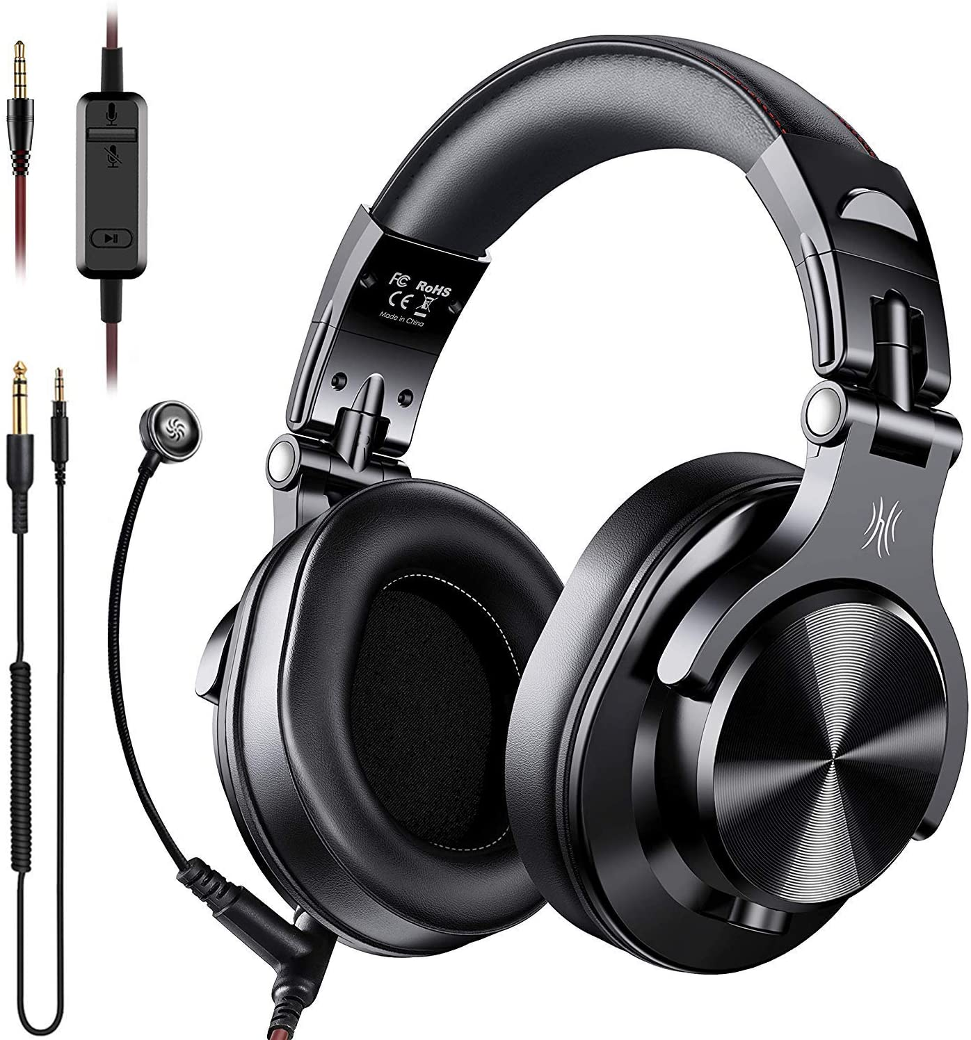 OneOdio A71 Over-Ear Headsets with Boom Mic