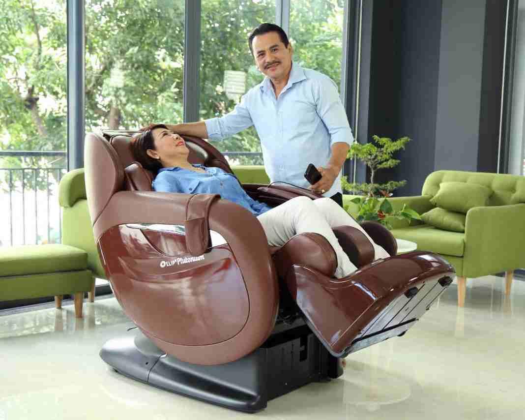 Ghế Massage - Quà tặng ý nghĩa dành cho đấng sinh thành - ảnh 2