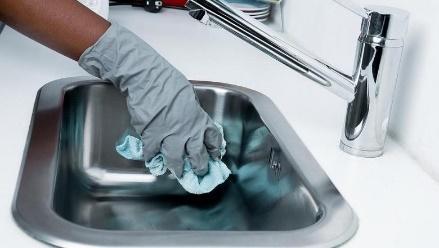 Kraanikausi puhastamine