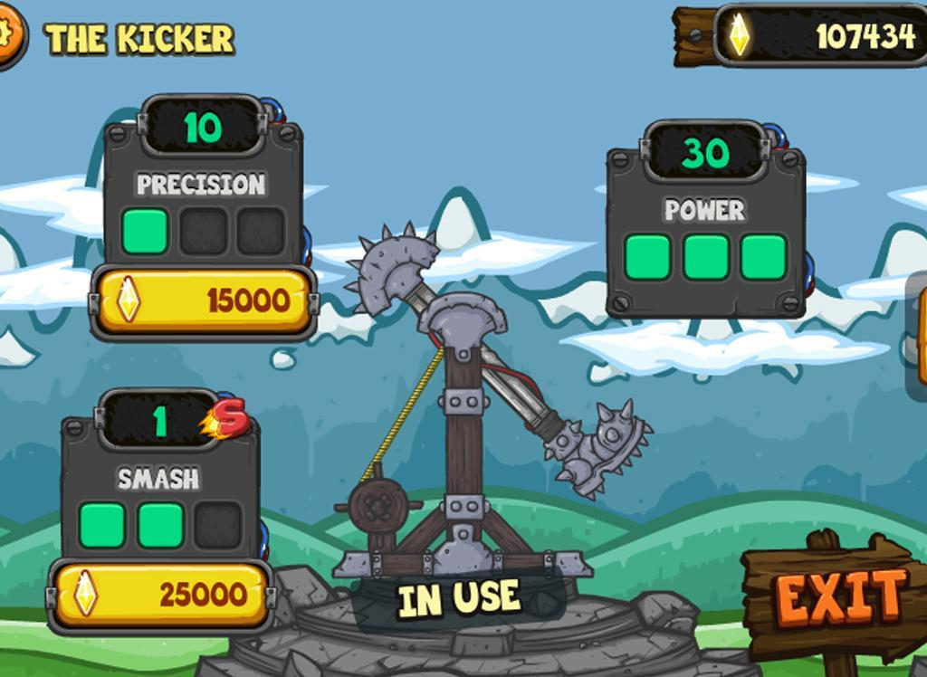 Hack game Kick the Critter - Smash Him