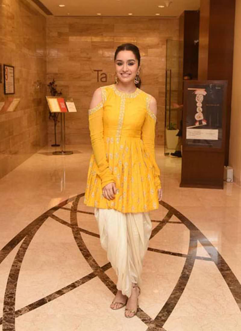 Shop shraddhakapoor, dress, outfit on SeenIt - 81520