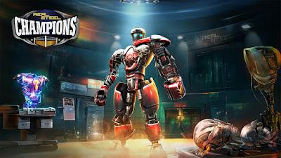 لعبة القتال سلسلة الصلب الحقيقي Real Steel series
