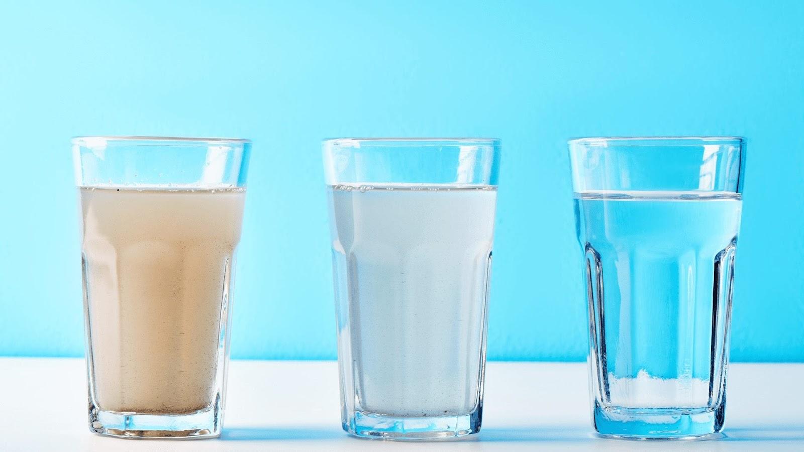 самый эффективный способ очистки воды