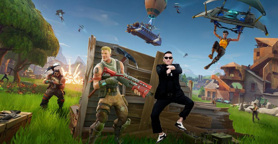 After nearly a decade, Fortnite now follow the Gangnam Style trend 1