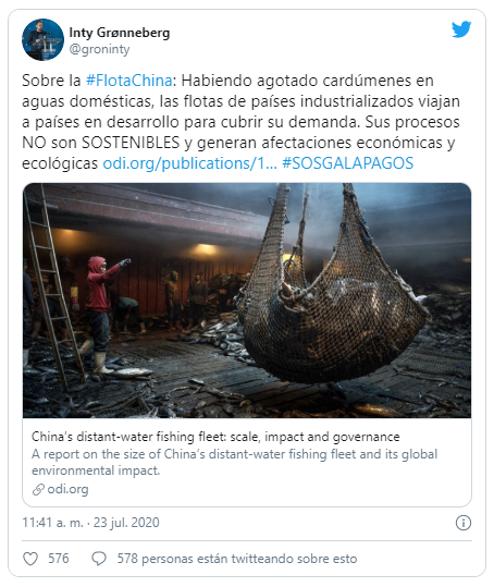 qué está pasando en Galápagos