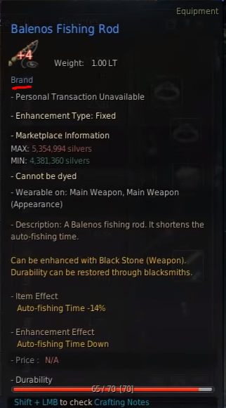 Black Desert Guide How To AFK Fish