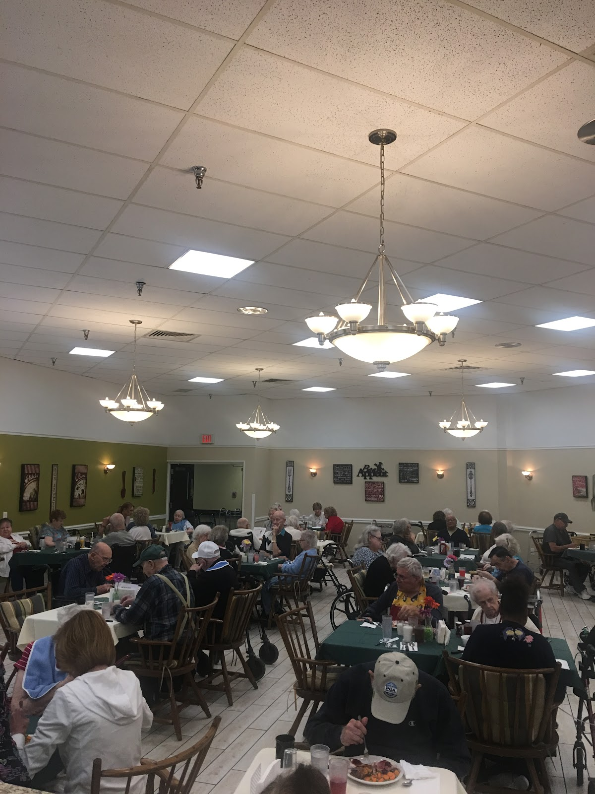 Traditional Assisted Living, Memory Care And Enhanced Care