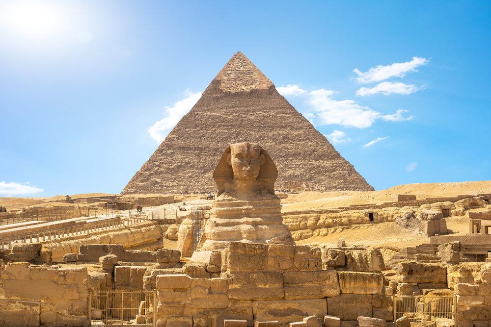Отдых в Египте во время горящего тура