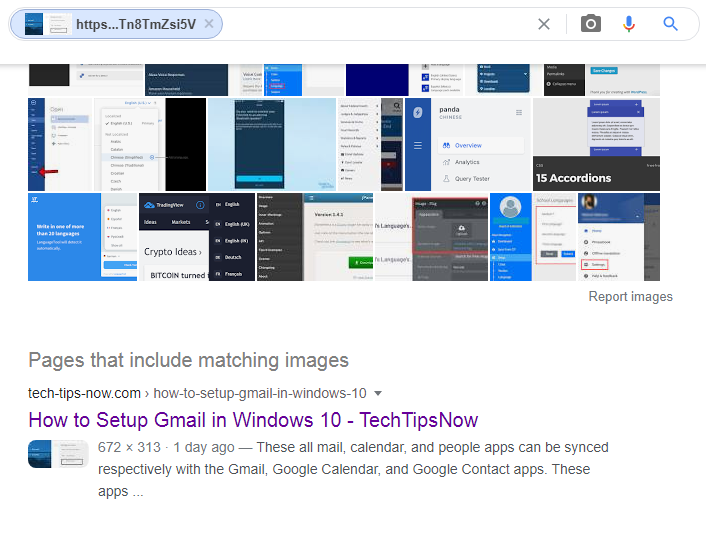 How to find the Original Source of Image in Google Chrome