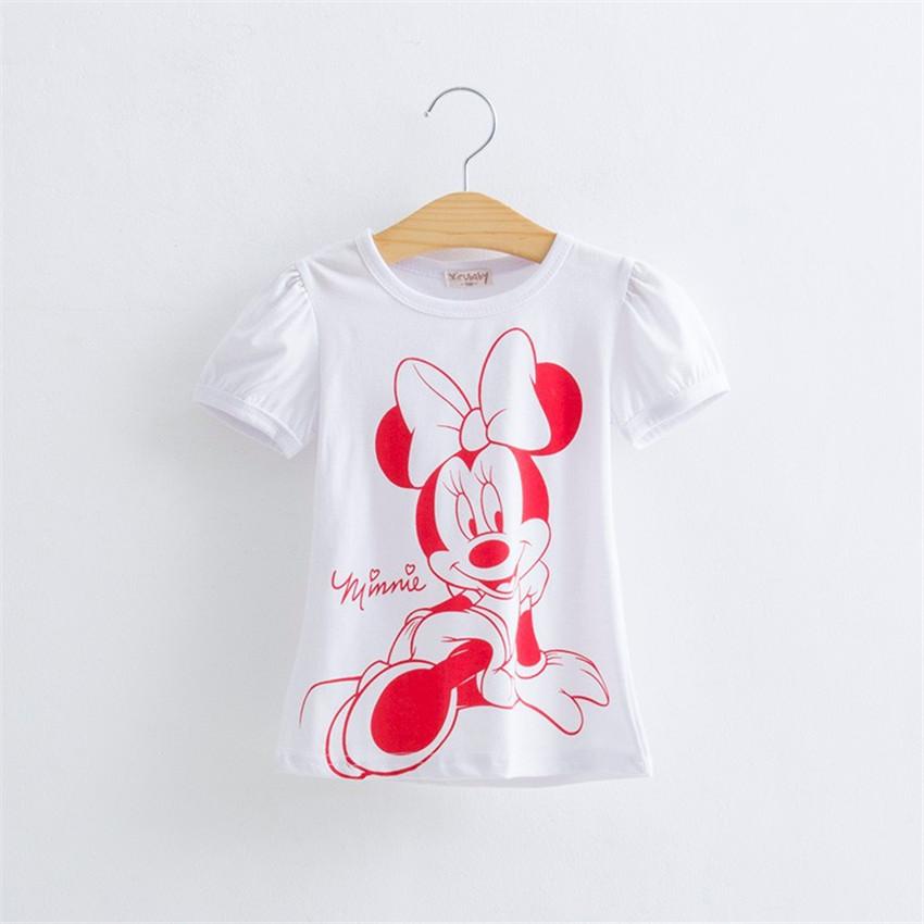Koszulki bawełniane dla niemowląt
