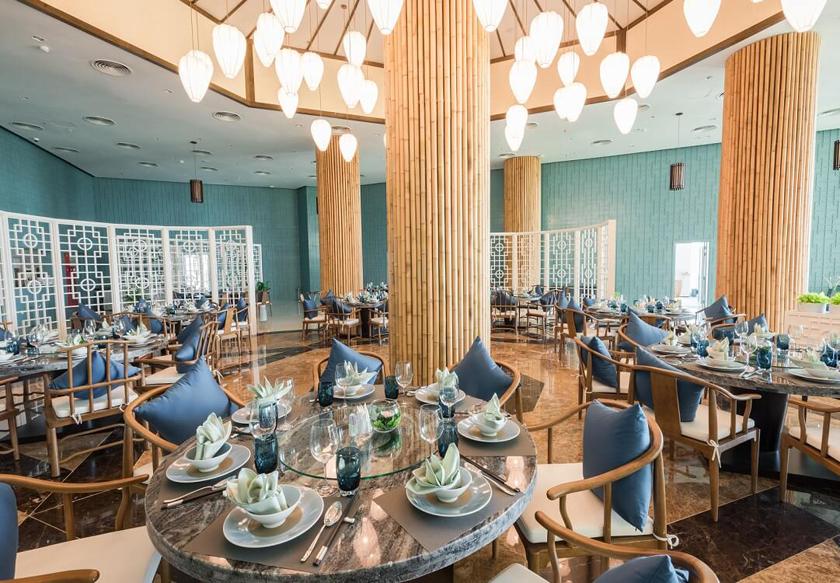 nhà hàng Bamboo FLC Sầm Sơn