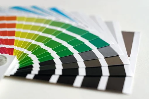 color samples for car paint
