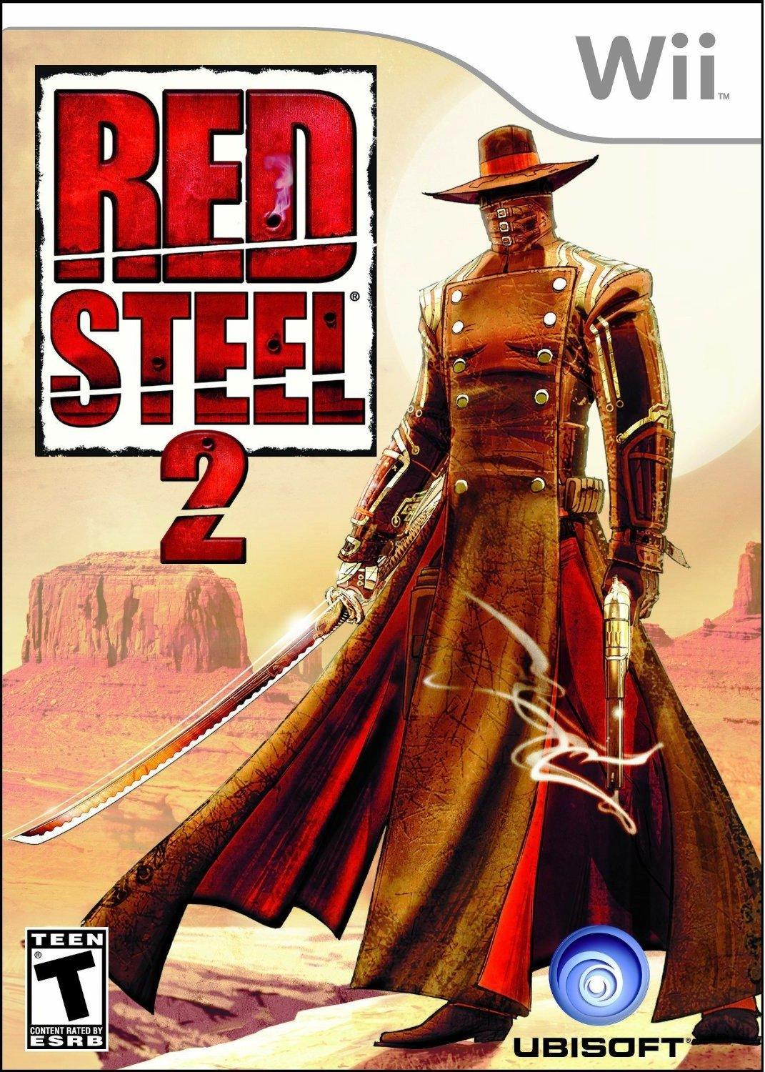 Image result for red steel 2 nintendo wii 2010