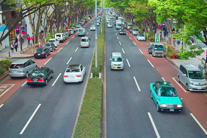 Thiết kế cảnh quan tuyến phố Singapore là hình mẫu cảnh quan nên học hỏi