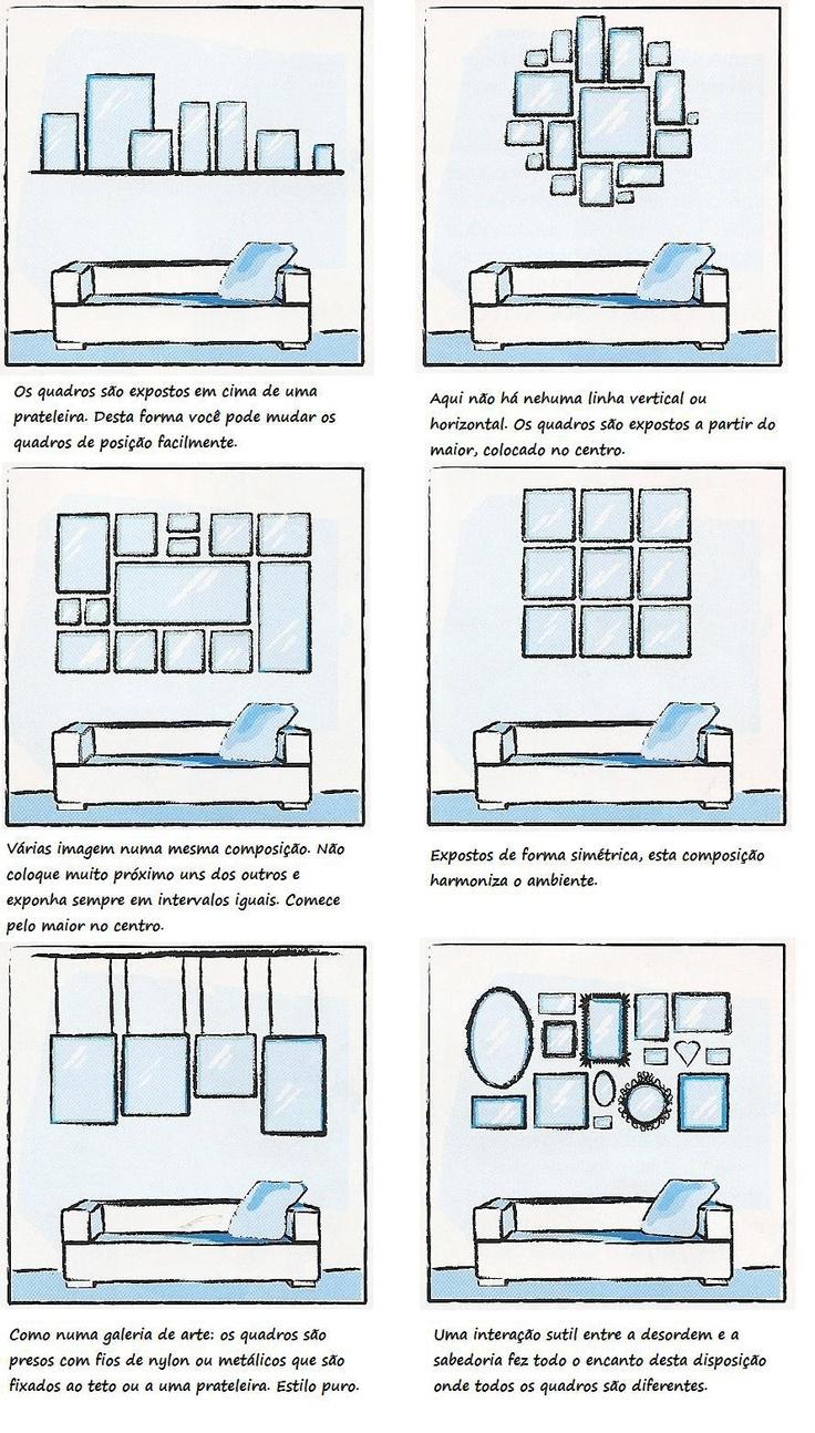 Use Quadros Para Dar Outra Cara Para A Sua Sala