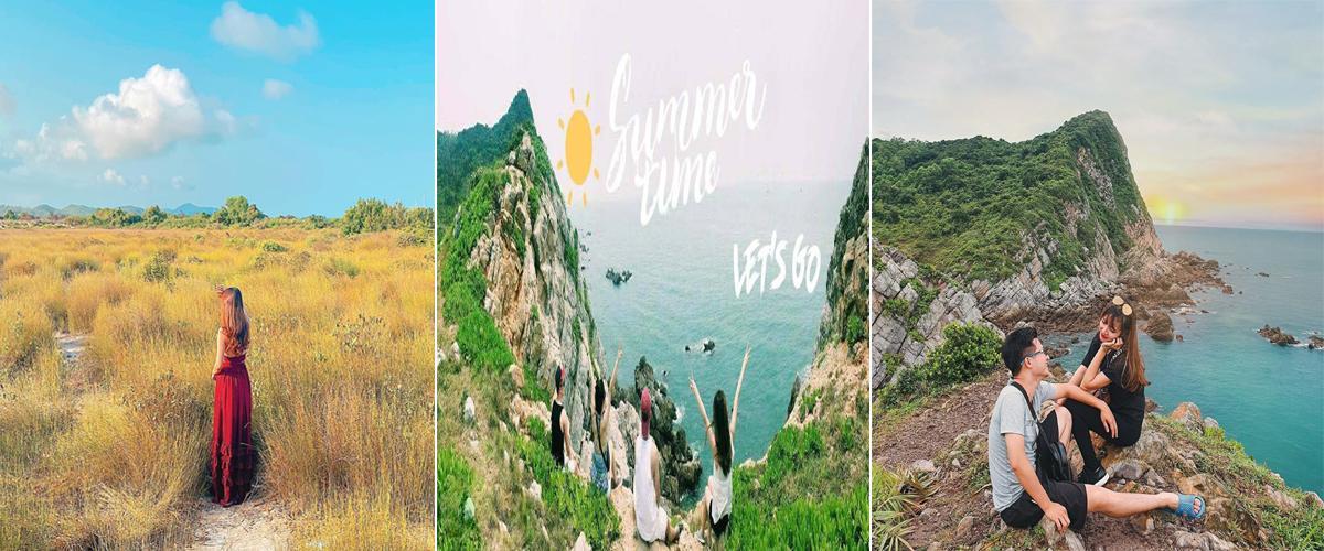Du lịch Quan Lạn nhất định không được bỏ qua những địa điểm nổi tiếng dưới đây