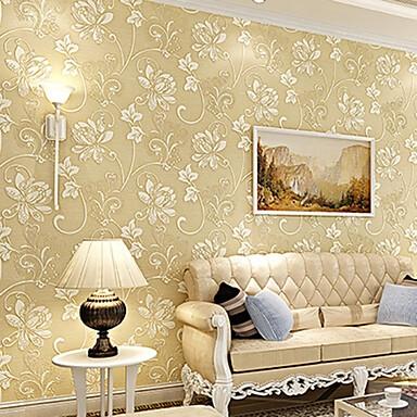 Gạch ốp tường có hoa văn tinh tế