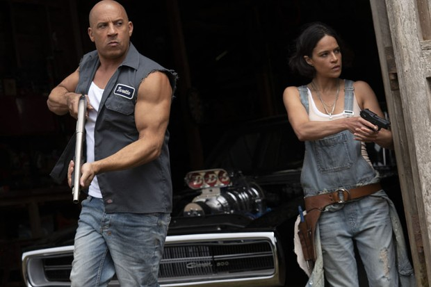 9. Fast and Furious is one of the most brilliant action movies with fantastic action sequences which will leave you in shock. Still, the critics don't fully agree with it.